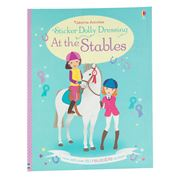 Book - Sticker Dolly Dressing At The Stables