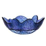 Kosta Boda - Organix Bowl Stormy Blue Small