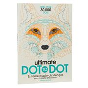 Book - Ultimate Dot-To-Dot