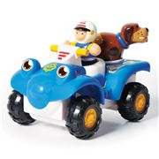 Wow Toys - Police Buggy Bobbie