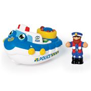 Wow Toys - Police Boat Perry
