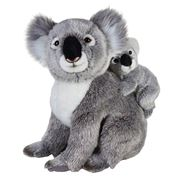 National Geographic - Koala with Baby