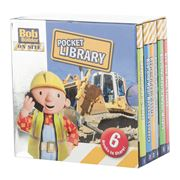 Book - Bob the Builder On Site Pocket Library