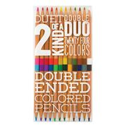 International Arrivals - Two of a Kind Coloured Pencil Set