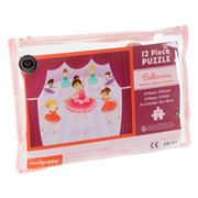 Mudpuppy - Ballerinas Jigsaw Puzzle 12pce