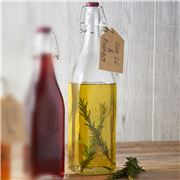 Kilner - Preserves Clip Top Bottle 1L