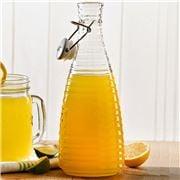 Kilner - Water/Cordial  Clip Top Bottle 850ml