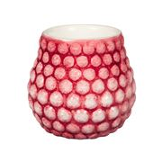 Mateus - Bubbles Pink Candle Holder
