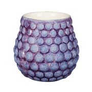 Mateus - Bubbles Purple Candle Holder