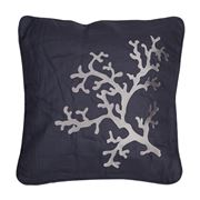 Serenk - Coral Navy Cushion