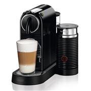 DeLonghi - Nespresso Citiz & Milk Black Coffee Machine