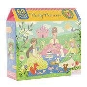 Mudpuppy - Pretty Princess Jigsaw Puzzle 63pce