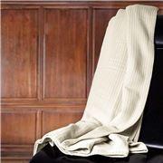 Sferra - Grant Ivory King Blanket