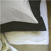 Seneca - Soho Euro Pillow Case White