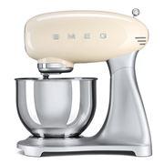 Smeg - 50s Retro Style Cream Stand Mixer