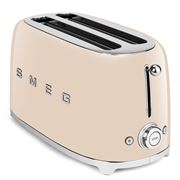 Smeg - 50's Retro Four-Slice Toaster TSF02 Cream