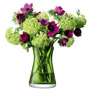 LSA - Flower Lime Tied Bouquet Vase