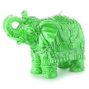 Mario Luca Giusti - Elephant Green M/S Ceramic-Look Candle