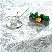 Beauville - Topkapi Titanium Tablecloth 170x320cm
