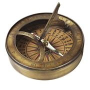 Authentic Models - 18th Century Sundial Compass