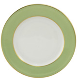 Limoges - Legle Pastel Green Bread & Butter Plate