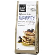 Whisk & Pin - Organic Blueberry And Buttermilk Pancake Mix