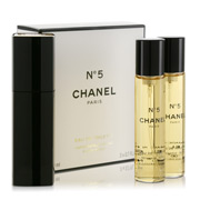 Chanel - No. 5 Twist & Spray Eau De Toilette