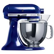 KitchenAid - Artisan KSM150 Cobalt Blue Mixer