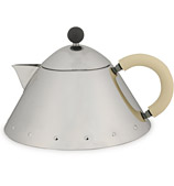 Alessi - Michael Graves Ivory White Teapot