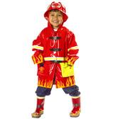 Kidorable - Fireman Coat Size 4/5