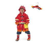 Kidorable - Fireman Raincoat Size 6/7