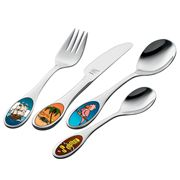 Henckels - Twin Kids Cutlery Set Adventures 4pce