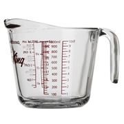 Anchor - Fire King Measurement Jug 1L