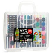 Micador - Art Toolbox White 66pce