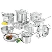 Scanpan - Impact Cookware Set 10pce