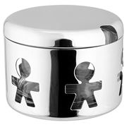 Alessi - Girotondo Boy Parmesan Cheese Cellar Small