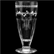 Faberge - Luxembourg Footed Vase Large Clear 33cm