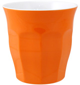 J.A.B. Design - Cafe Cup Orange