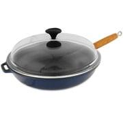 Chasseur - Sky Blue Saute Pan 28cm