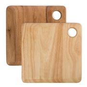 Ironwood Gourmet - Square Chopping Board Set 2pce