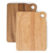 Ironwood Gourmet - Mini Chopping Board Set 2pce
