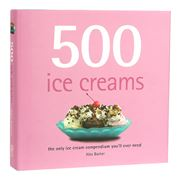 Book - 500 Ice Creams