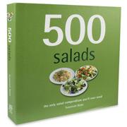 Book - 500 Salads