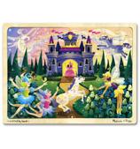 Melissa & Doug - Fairy Fantasy Jigsaw Puzzle 48pce
