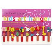 Corban & Blair - Kids Art Hanger Set