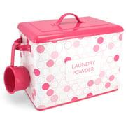 Retro Kitchen - Dotty Laundry Powder Bin