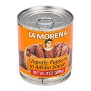 La Morena - Chipotle Peppers 200g