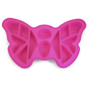 Wiltshire - Little Chef Pink Butterfly Jigsaw Cake Mould
