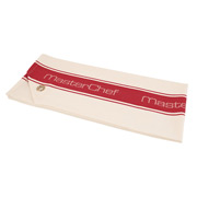 MasterChef - Chef's Tea Towel Red & White