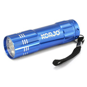 Korjo - Pocket LED Torch Blue